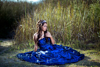 Elyssa Torres trash the dress XV