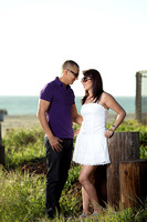 Mayra y Byron engagement session