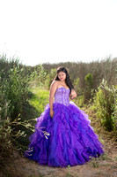 Viviana Fabiola XV Trash the Dress